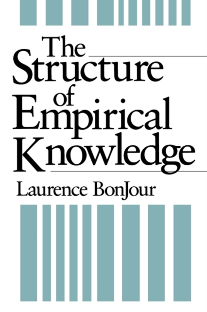 The Structure of Empirical Knowledge (Paper)
