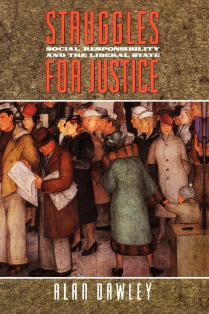 Struggles for Justice – Social Responsibility & The Liberal State (Paper) restorative justice for juveniles