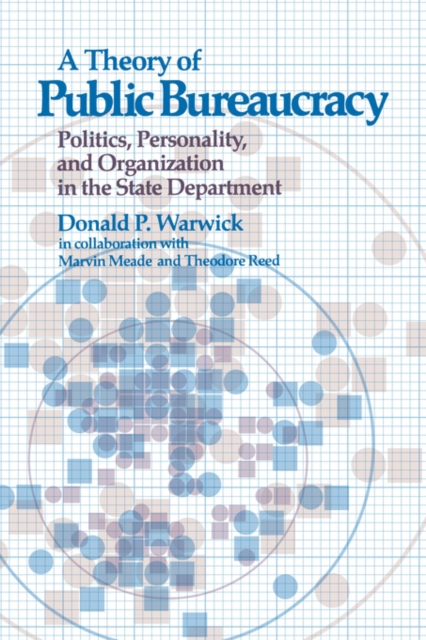 A Theory of Public Bureaucracy – Politics Personality & Organization in the State affair of state an