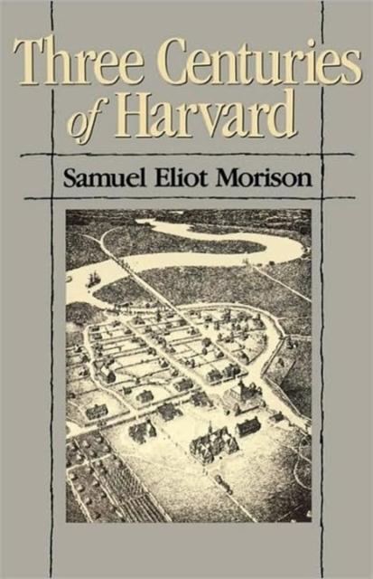Three Centruies of Harvard – 1636–1936 three 100ml