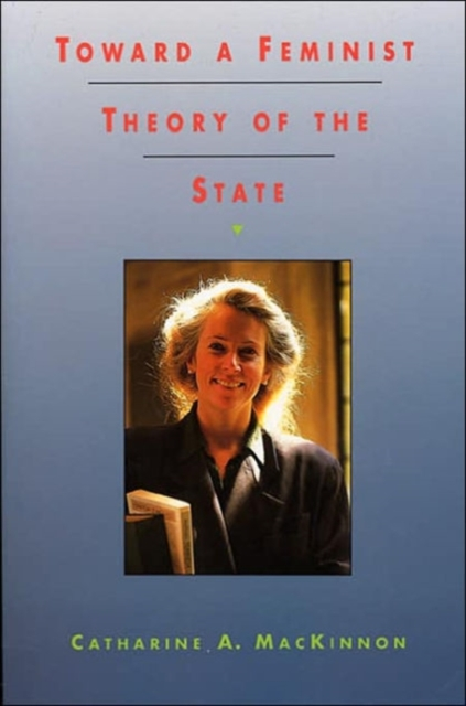 Toward a Feminist Theory of the State (Paper) affair of state an