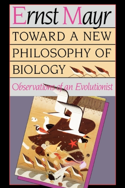 Towards a New Philosophy of Biology – Observations of an Evolutionist (Paper) affair of state an