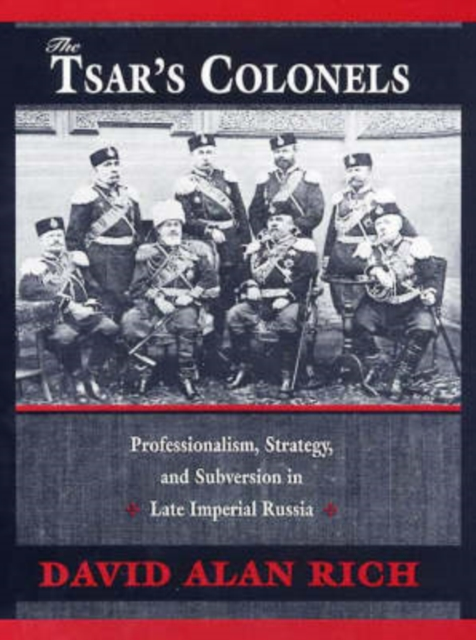 The Tsar?s Colonels – Professionalism, Strategy & Subversion in Late Imperial Russia middle to late bronze age transition in the southern urals russia