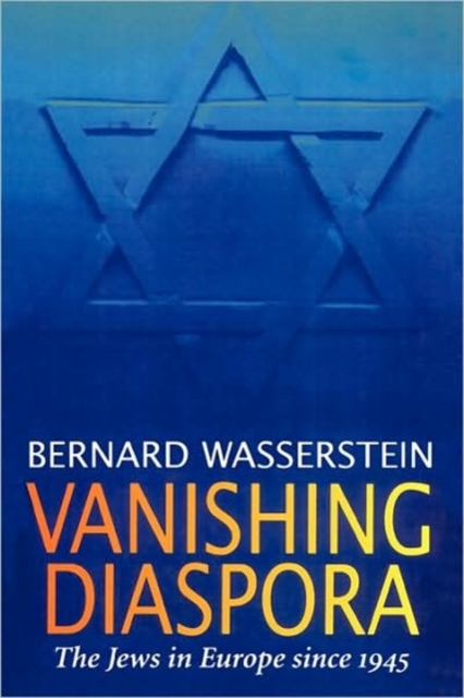 Vanishing Diaspora – The Jews in Europe Since 1945 (Cobee) (Paper)
