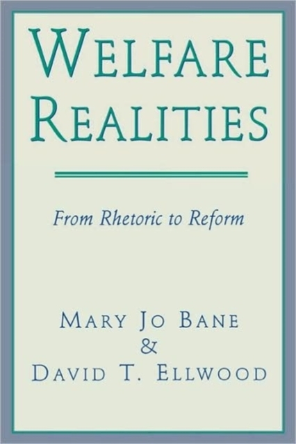 Welfare Realities – From Rhetoric to Reform (Paper) чемодан samsonite чемодан 68 см lite cube