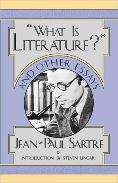 What Is Literature & Other Essays (Paper)