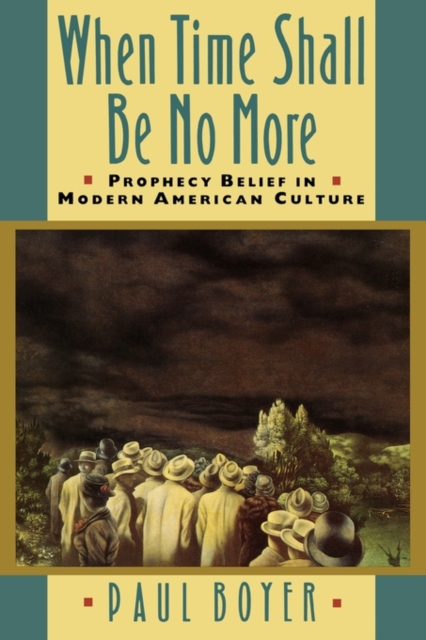 When Time Shall Be No More – Prophecy Belief in Modern American Culture (Paper) meredith clausen pietro belluschi – modern american architect paper