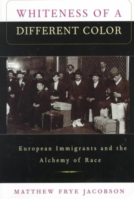 Whiteness of a Different Color – European Immigrants & tthe Alchemy of Race (Paper) alex nork deadly whiteness
