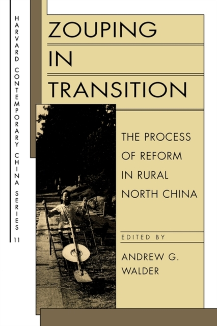 Zouping in Transition – The Process of Reform in Rural North China (Paper) купить