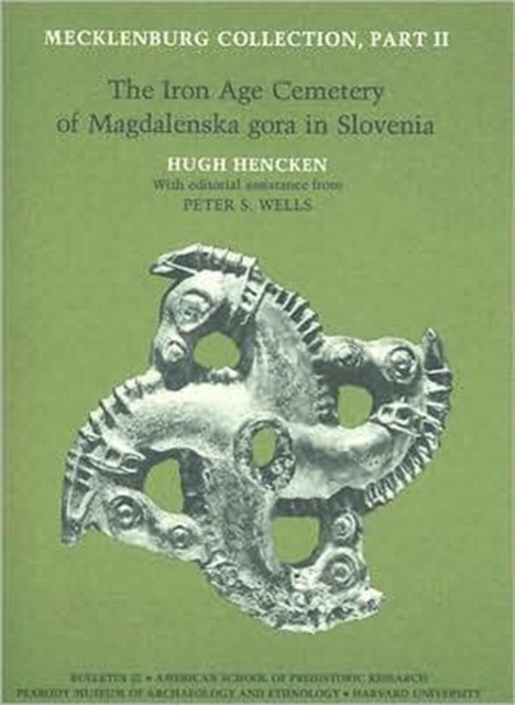 Mecklenburg Collection Part II – The Iron Age Cemetery of Magdalenska gora in Slovenia the fort cemetery at heirakonpolis