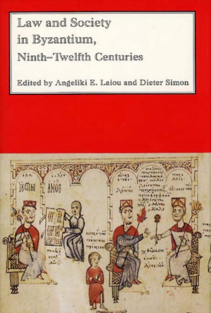 Law & Society in Byzantium, Ninth–Twelfth Centuries heist society