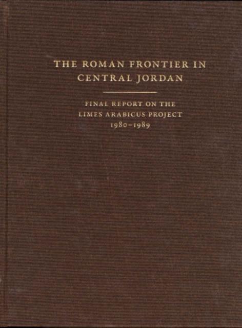 The Roman Frontier in Central Jordan 2V Set