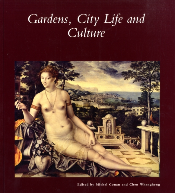 Gardens, City Life and Culture – A World Tour sociologic  analysing everyday life and culture