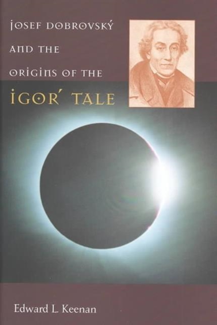 Josef Dobrovsky and the Origins of the Igor? Tale сумка igor york igor york mp002xu00z5p