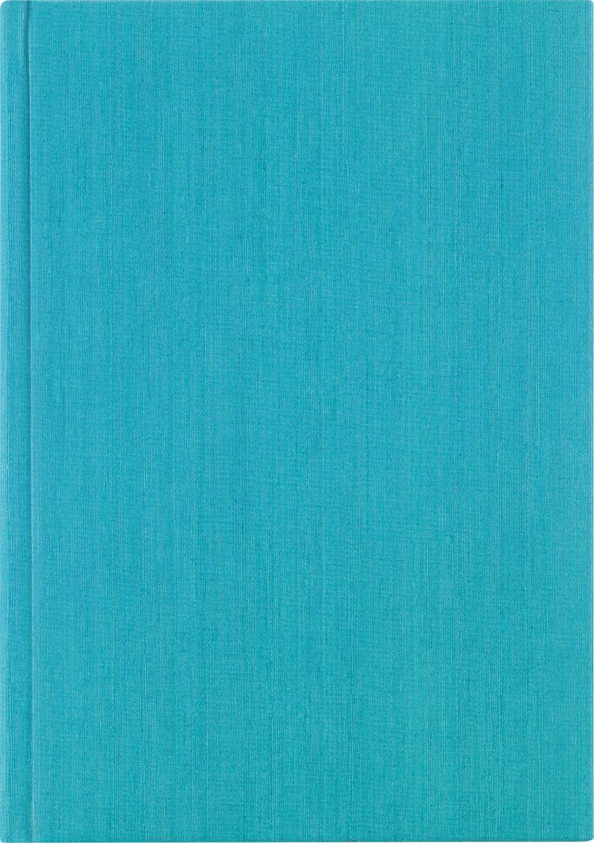 Erich Krause Ежедневник Kashmir недатированный 176 листов цвет бирюзовый логика