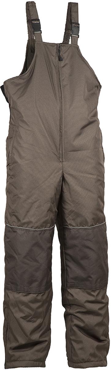 Костюм рыболовный мужской HUNTSMAN Полюс V:  куртка, полукомбинезон, цвет:  хаки.  ps_100_v-521.  Размер 48/50, рост 176