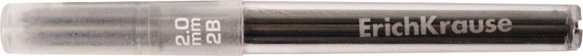Erich Krause Набор стержней для мехаческого карандаша Draft 5 шт 2930329303Сменные грифели для механических карандашей. Диаметр грифеля – 2. 0 мм. Твердость – 2B. Грифели подходят к механическому карандашу DRAFT.