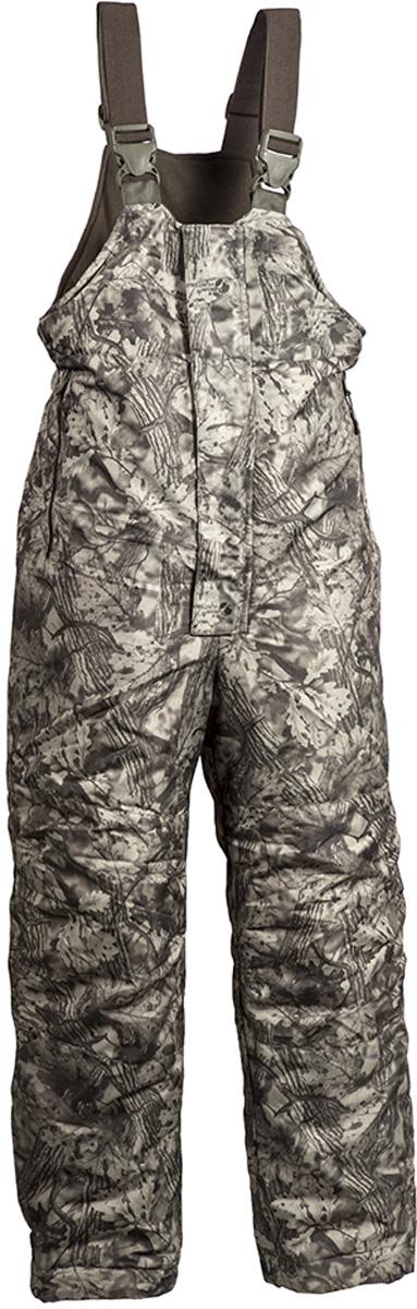 Костюм рыболовный мужской HUNTSMAN Амур:  куртка, полукомбинезон, цвет:  антрацит.  am_100-015.  Размер 44/46, рост 170