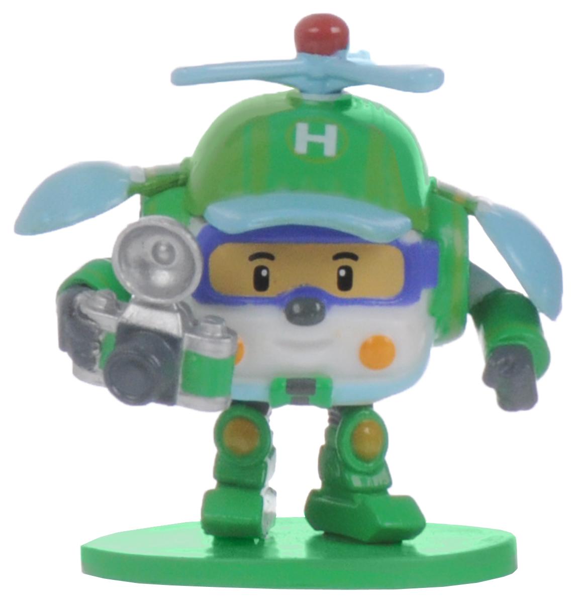 Robocar Poli Мини-фигурка цвет зеленый robocar poli хэли 15см 83193