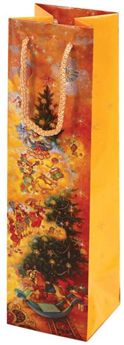 Пакет под бутылку Правила Успеха Сказка о Щелкунчике, 12 х 40 х 12 см пакет подарочный правила успеха щелкунчик 30 х 38 см