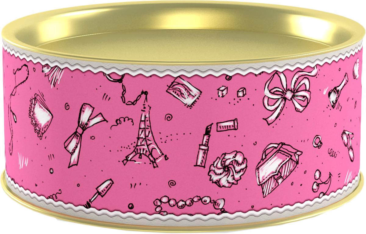 Туба подарочная Правила Успеха Парижские штучки, 12 х 5 см4610009211589Подарочная туба Правила Успеха Парижские штучки выполнена из плотного картона и металла. Изделие оформлено яркой картинкой. Туба оснащена металлической крышкой и текстильной ленточкой. Подарочная туба - это оригинальное решение, если вы хотите порадовать ваших близких и создать праздничное настроение, ведь подарок, преподнесенный в необычной упаковке, всегда будет самым эффектным и запоминающимся. Окружите близких людей вниманием и заботой, вручив презент в нарядном, праздничном оформлении. Высота тубы: 5 см.