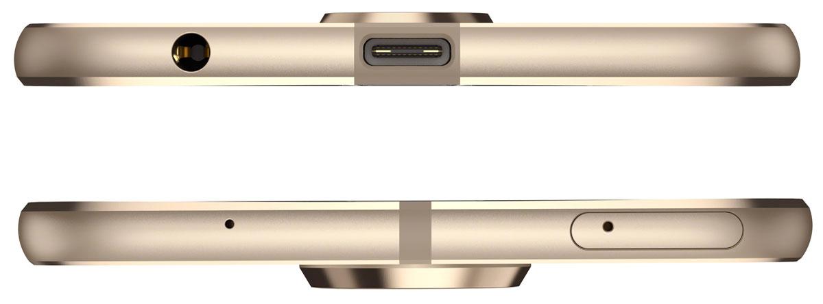 Motorola Moto Z2 Play, Gold (XT1710) Motorola