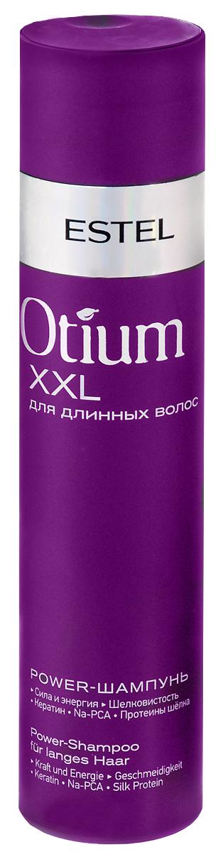 Estel Otium Flow Power-шампунь для волос Энергия и питание 250 млOTM.10Estel Otium Flow Power - шампунь для волос «Энергия и питание» с кератином и аминокислотами деликатно очищает волосы, эффективно увлажняет их, восстанавливает эластичность. Питательные компоненты придают волосам силу и энергию, наполняют блеском. Для ежедневного применения.