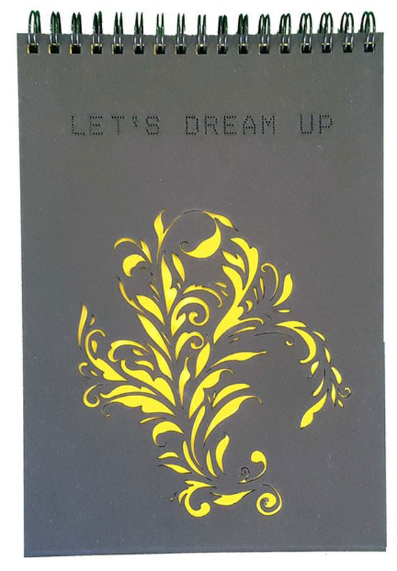 Decoriton Блокнот Let`s Dream Up 30 листов скетчбук 30 листов dream and draw 1069016
