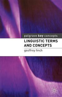 Linguistics Terms and Concepts sociobiogenetic linguistics