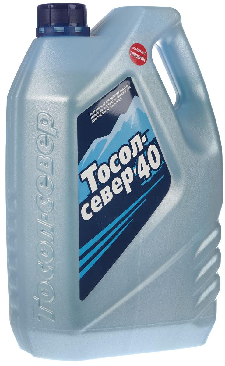 Купить Тосол Север 40 , цвет: синий, 5 л