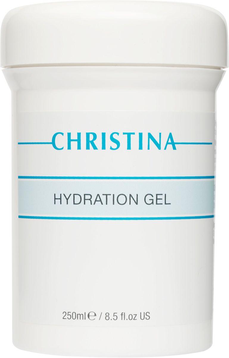 Christina Hydration Gel - Гидрирующий (размягчающий) гель 250 млCHR133Гель предназначен для размягчения кожи перед глубокой чисткой. В своём составе содержит высокий процент увлажняющих компонентов, которые, проникая в эпидермис, разрыхляют его. Экстракты лекарственных растений и мочевина вызывают отторжение отмерших клеток рогового слоя и облегчают дальнейшую чистку лица. Благодаря содержанию алое вера геля обладает смягчающим, очищающим, успокаивающим, противовоспалительным и биостимулирующим свойствами.Результат: Размягчение кожи перед процедурой чистки. Объем: 250 мл.