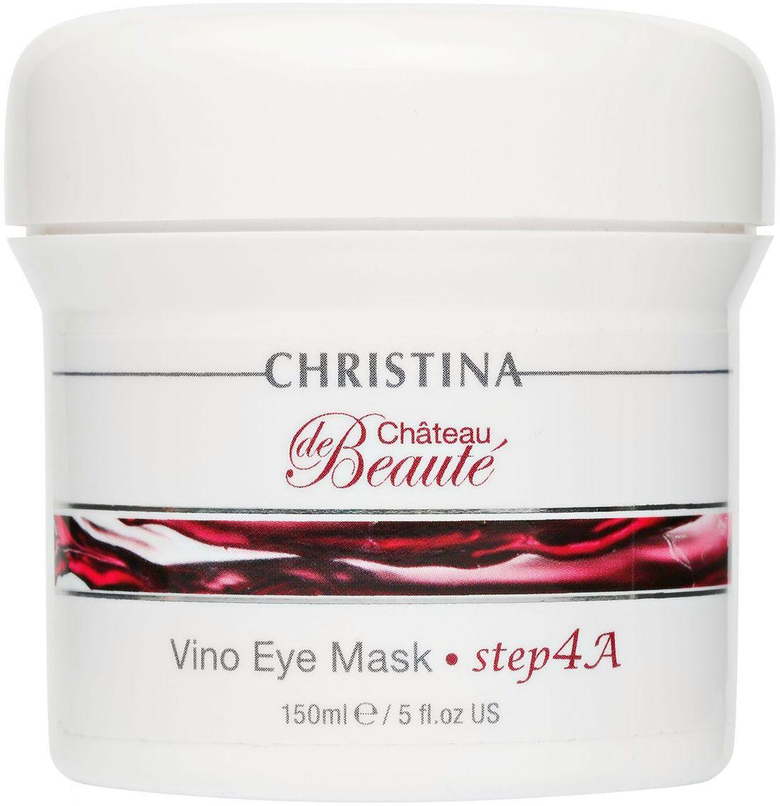 Christina Chateau De Beaute Vino Eye Mask - Маска для кожи вокруг глаз (шаг 4a) 150 мл picard 4206 1g0 909 vino