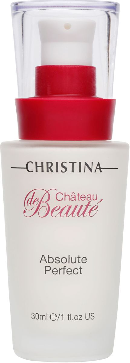 Christina Chateau De Beaute Absolute Perfect - Сыворотка Абсолютное совершенство 30 мл сыворотка christina young absolute fix