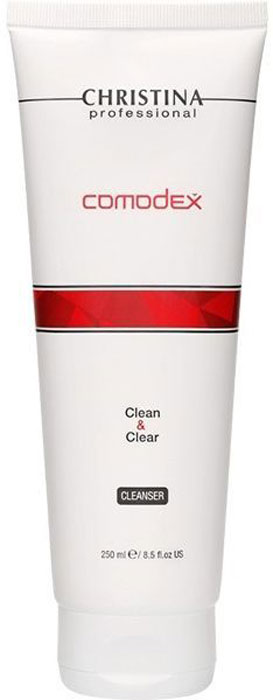 Christina Comodex Clean & Clear Cleanser - Очищающий гель 250 мл гель christina pure