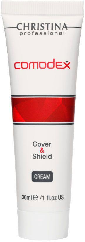 Christina Comodex Scrub & Smooth Exfoliator - Выравнивающий скраб-эксфолиатор 75 мл christina маска пленка от черных точек comodex extract