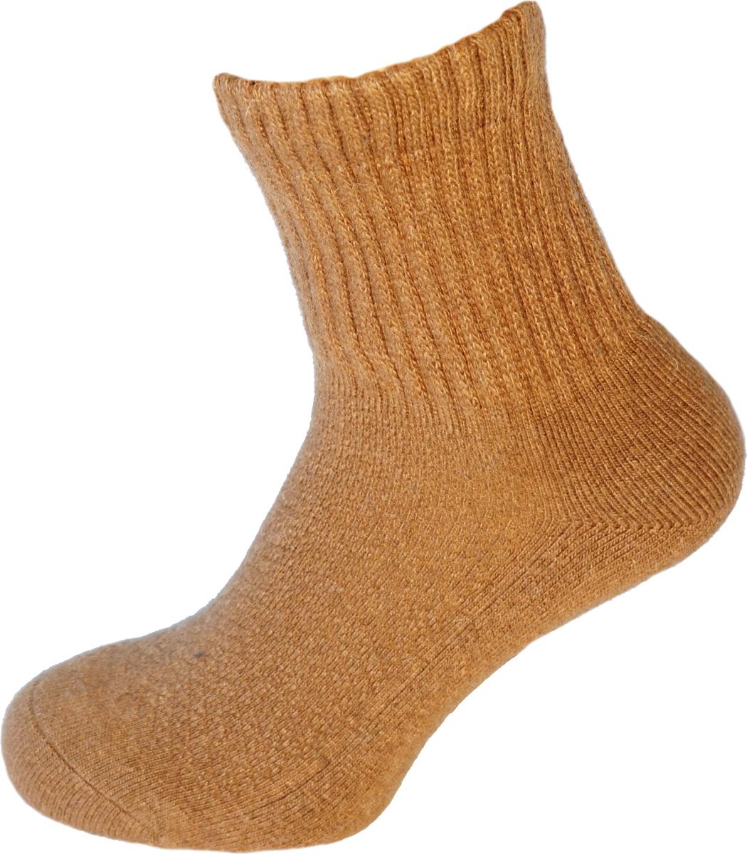 Термоноски BG Camel Wool, цвет: светло-коричневый. 825579_2. Размер 45/46825579_2Термоноски Camel Wool, выполненные из верблюжьей шерсти с добавлением вискозы, обладают высокой гигроскопичностью, препятствуют переохлаждению и перегреву стоп. Подходят для чувствительной кожи, улучшают циркуляцию крови. Отличаются высокой износостойкостью.