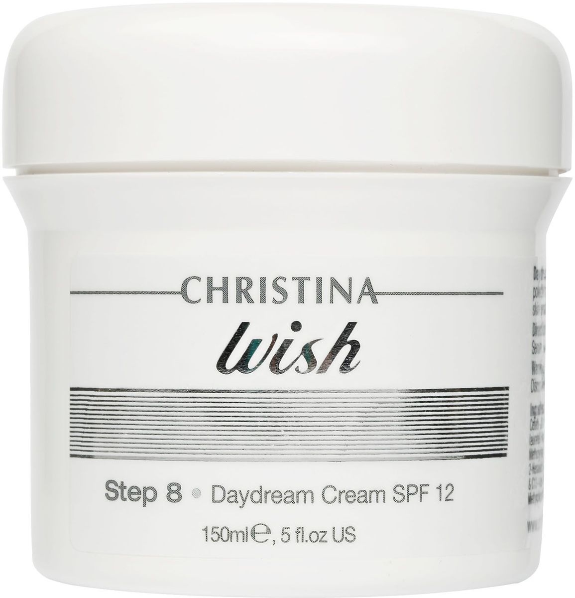 Christina Wish Wish Day Cream SPF12 - Дневной крем SPF12 для лица 50 мл крем christina muse shielding day cream spf 30 объем 150 мл