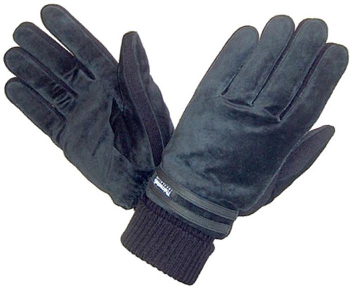 Перчатки мужские Axxon, цвет: черный. 1145M. Размер 10 dal dosso® перчатки