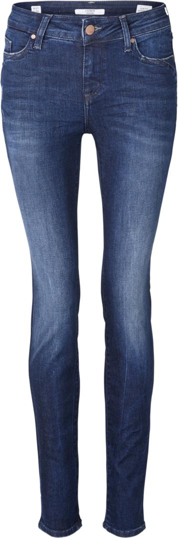 Джинсы женские Mustang Jasmin Jeggins, цвет: темно-синий. 0596-5825-073_5000-333. Размер 27-32 (42/44-32)0596-5825-073_5000-333Джинсы MUSTANG изготовлены из качественного материала на основе хлопка. Джинсы застегиваются на пуговицу в поясе и ширинку на застежке-молнии, дополнены шлевками для ремня. Спереди модель оформлена двумя втачными карманами и одним маленьким накладным, сзади - двумя накладными карманами. Изделие дополнено декоративными потертостями.