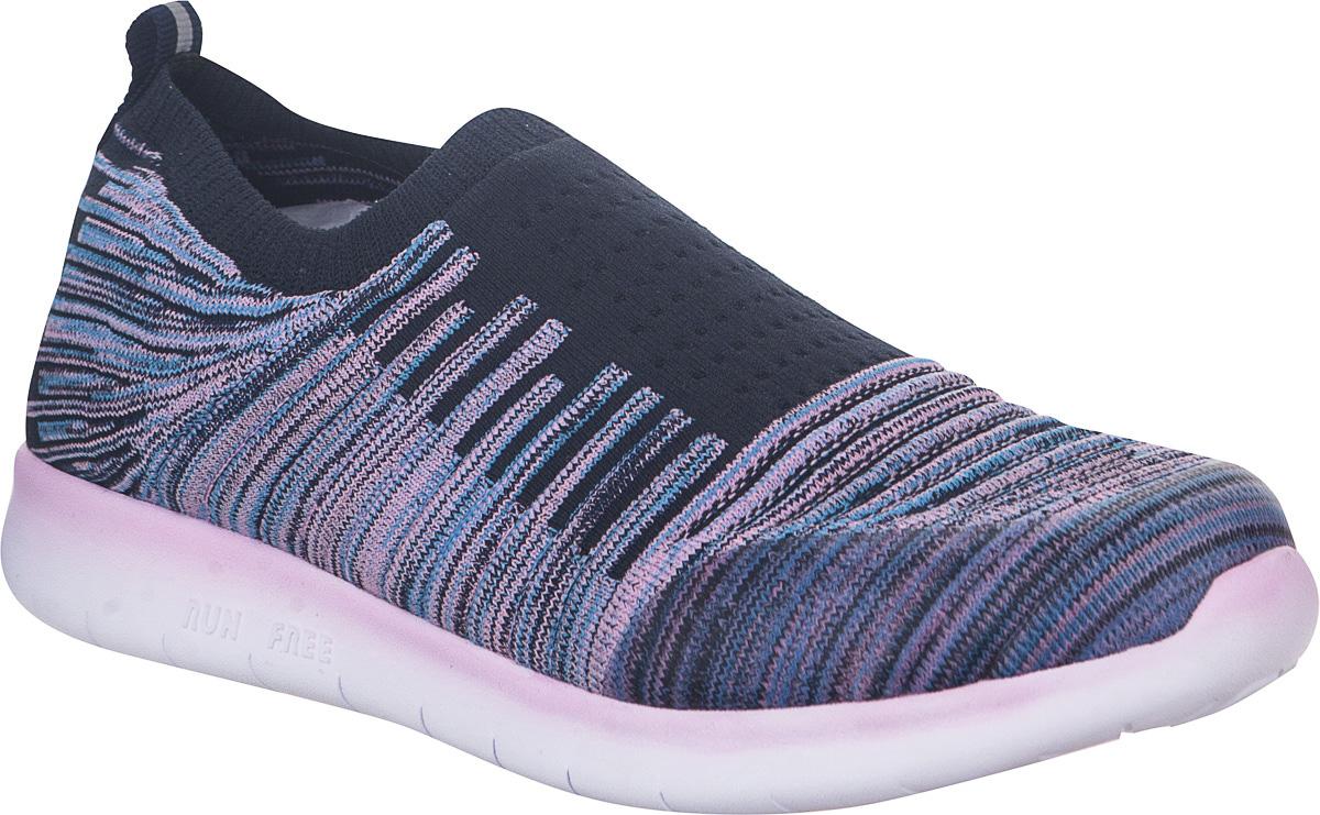 Кроссовки для девочки Kapika, цвет: синий, розовый. 73329-3. Размер 3473329-3Стильные кроссовки от Kapika без шнуровки не оставят равнодушным вашего ребенка. Модель изготовлена из текстиля. Уплотнение на мыске защищает детскую стопу от ударов при движении. Подкладка и стелька из текстиля гарантируют комфорт при носке. Гибкая и легкая подошва, выполненная из ТЭП-материала, с промежуточной подошвой из ЭВА долговечна и обеспечивает высокую устойчивость к деформациям. В такой обуви ножкам вашего ребенка всегда будет комфортно и уютно.