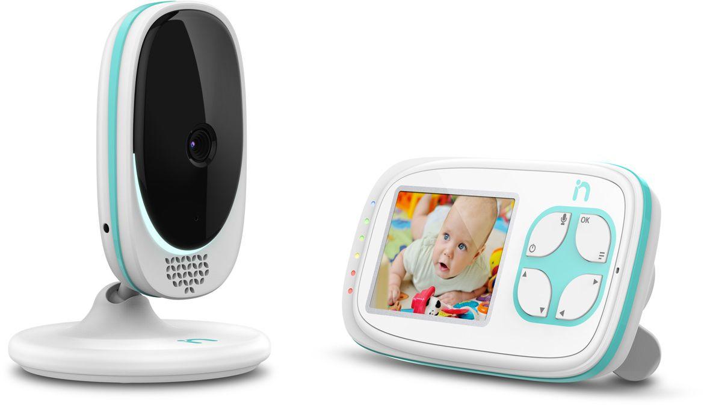 iNanny Видеоняня цифровая с LCD дисплеем 2,8'' - Безопасность ребенка
