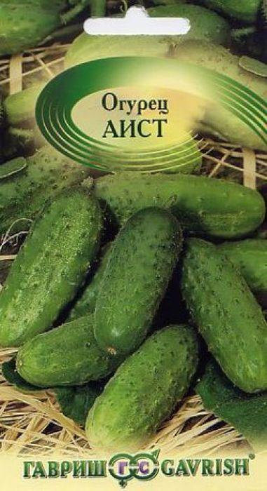 Семена Гавриш Огурец Аист4601431006201 Уважаемые клиенты! Обращаем ваше внимание на то, что упаковка может иметь несколько видов дизайна. Поставка осуществляется в зависимости от наличия на складе.