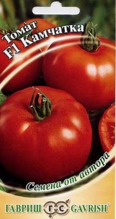 Семена Гавриш Томат. Камчатка F14601431016125Среднеспелый (111-115 дней от всходов до плодоношения) высокорослый (1,5-1,8 м) гибрид, рекомендован для пленочных и остекленных теплиц. Посев на рассаду в марте. Пикировка в фазе первого настоящего листа. Высадка рассады в теплицы в начале - середине мая в возрасте 40 дней. Растение формируют в один стебель, удаляя все пасынки. Схема посадки 40 х 60 см.Плоды привлекательные, округлой формы, массой до 150 г. Гибрид обладает отличными вкусовыми качествами. В нерегулируемых условиях плоды могут храниться до 1,5 месяцев. Гибрид устойчив к возбудителям вируса табачной мозаики, кладоспориоза, фузариоза. Схема посадки 40 х 60 см. Урожайность одного растения 6,5-7,0 кг.Уважаемые клиенты! Обращаем ваше внимание на то, что упаковка может иметь несколько видов дизайна.Поставка осуществляется в зависимости от наличия на складе.