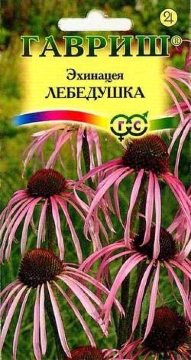 Семена Гавриш Эхинацея. Лебедушка4601431030893