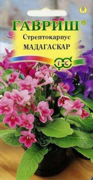 Семена Гавриш Стрептокарпус. Мадагаскар гибридный4601431035775Уважаемые клиенты! Обращаем ваше внимание на то, что упаковка может иметь несколько видов дизайна. Поставка осуществляется в зависимости от наличия на складе.