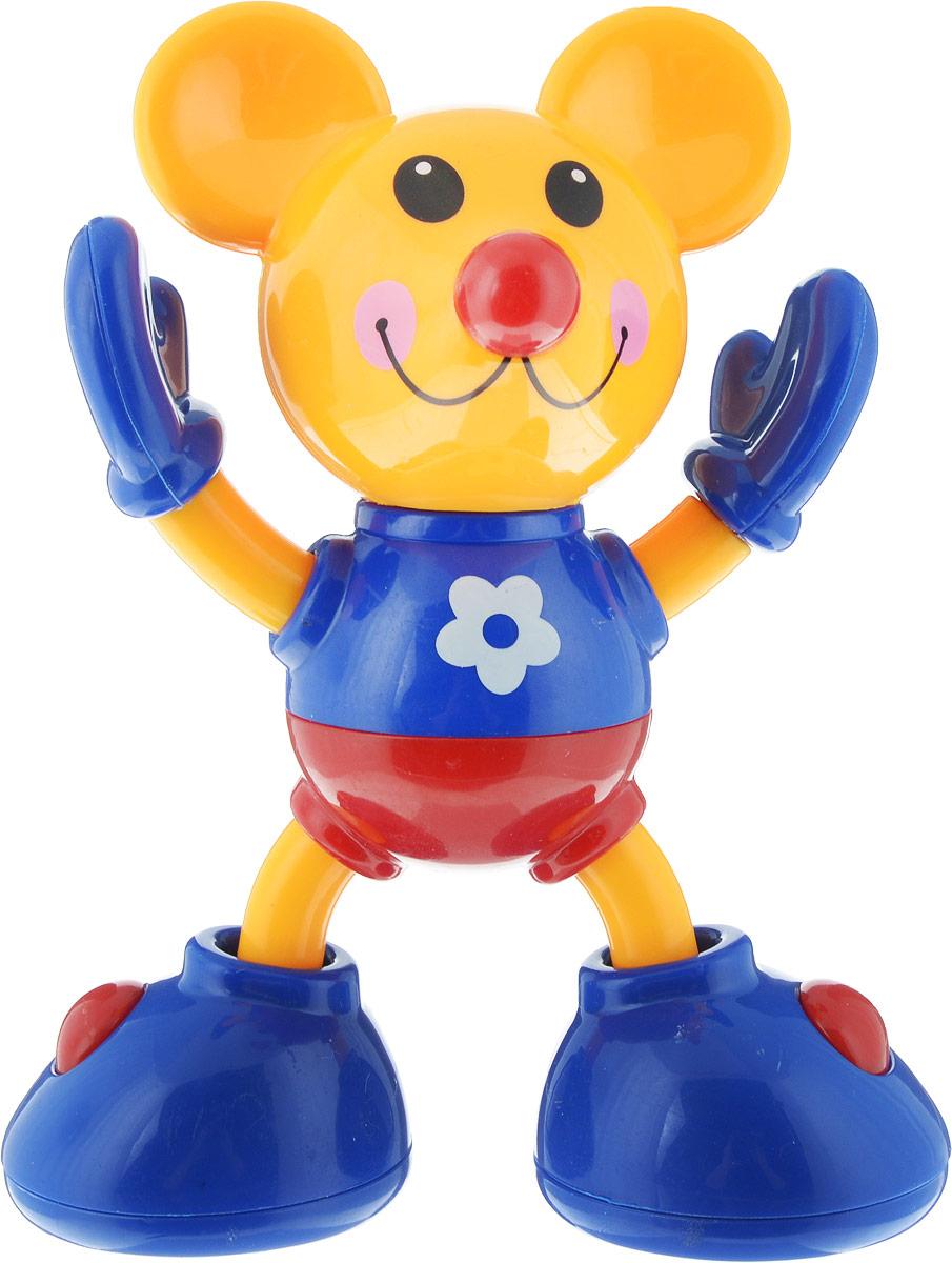 Ути-Пути Развивающая игрушка Мышонок цвет синий игрушка