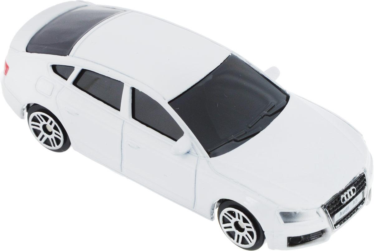 Uni-Fortune Toys Модель автомобиля Audi A5 Sportback цвет белый