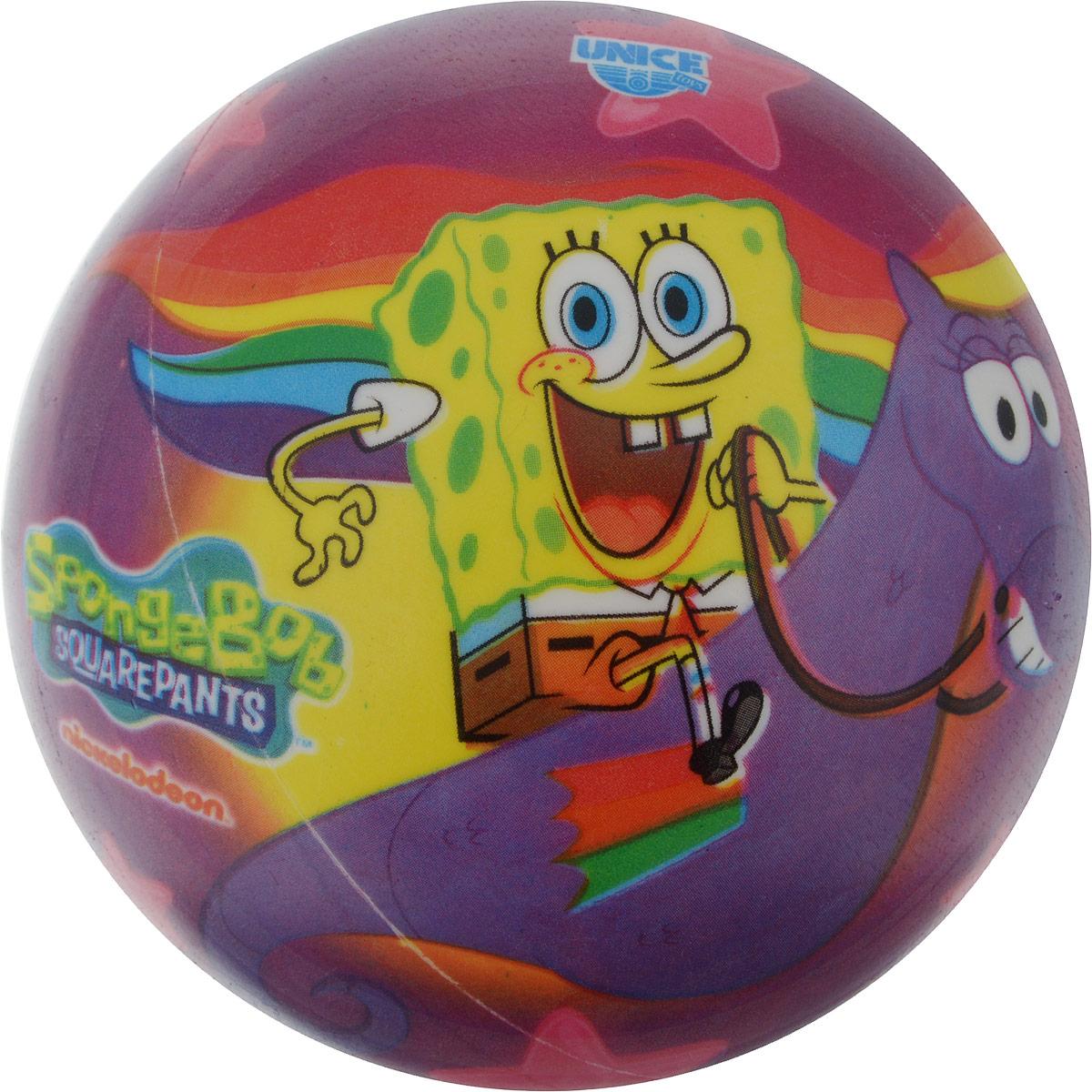 Unice Мяч Губка Боб 15 см