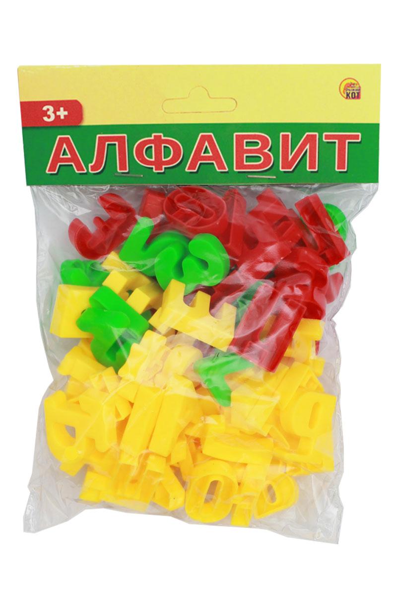 Рыжий Кот Обучающая игра Алфавит Буквы и цифры
