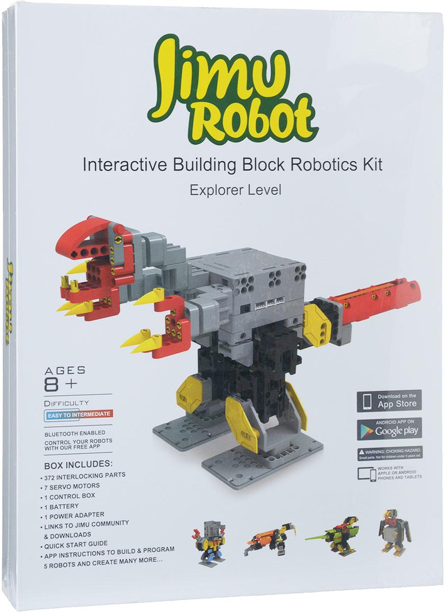 UBTech Робот-конструктор Jimu Explorer контрольн робота з болог 10 11 клас